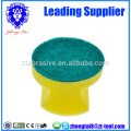 abrasive household sponge cleaning scouring pad