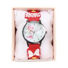 Fashion Customer Design moda pulso impermeável crianças relógios