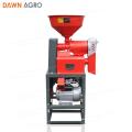 DAWN AGRO Good Feedback Suministro directo de fábrica Mejor precio Mini molino de arroz 0823