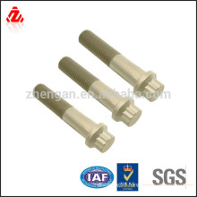 stainless steel long head bolt