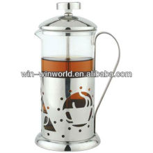 Classic Hand Press Coffee And Tea Maker