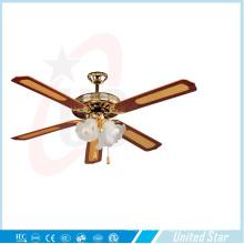 Unitedstar 52′′ Decoration Lighting Ceiling Fan (DCF-5B3L) with CE/RoHS