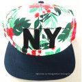 3D вышитые Snapback Hat Город моды Hat Trucker Cap