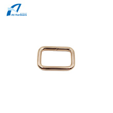 Own Style Square Buckle Dekorative Taschenschnalle
