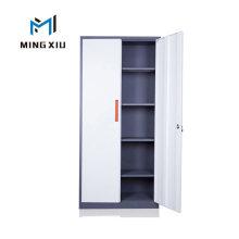 Mingxiu 2 Door Swing Door Steel File Cabinet / Metal Filing Cabinet with 2 Door