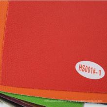 Оптовая ткань faux кожаная для автомобилей и мебели (HS001#)