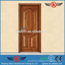 JK-SD9009 wooden door covering/front door designs woodclean room door