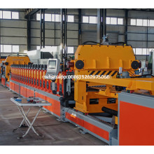 Ensamblado Culvert Pipe Corrugated Panel Machine