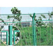 Umweltfreundlicher Rahmen-Zaun für Schutz