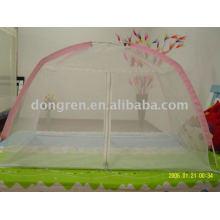 Nouveau style princesse canopy mongolia moustiquaire