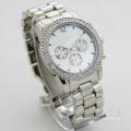 Shenzhen wholesale image quartz custom gold men watch with alloy