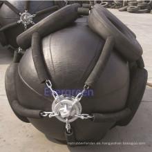 Tipo neumático inflable de Yokohama Barco de la nave Defensas de goma marinas