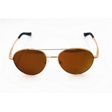 Fashion Style Metal Sunglasses for Men with Ce Cetificated (14394)