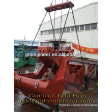 25T four rope Scissor clamshell grab
