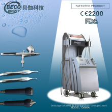 Générateur multifonction d'oxygène Jetpeel / Spray / Thermique à injection à usage de salon (G668A)