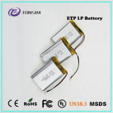 Factory Price 103450 3.7v 1800mAh Lipo Rechargeable li-ion Prismatic Electronic Product Battery