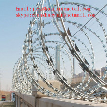 High Quality Hot Dipped Razor Barbed Wire