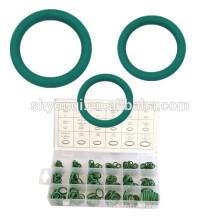 18 tamaños Sellado Oring O anillos métricos Caja NBR / FKM / HNBR sello de reparación de caucho mecánico o kit de anillo