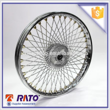 China chrome spoke wheel for motorcycle