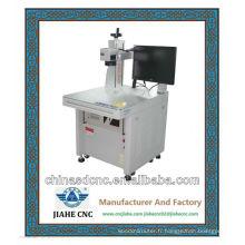 Machine de marquage de laser de fibre de JKF01 sans le problème après-vente