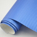 3D Carbon Fiber Car Wrap Vinyl Film - Bubble Free