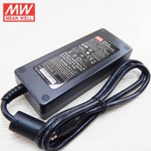 Новый водитель meanwell 120 Вт адаптер для настольных 24В 5А с PFC CE и UL и pse GST120A24-R7B