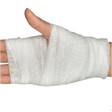 Bandages en plâtre élastique flexible respirant médical