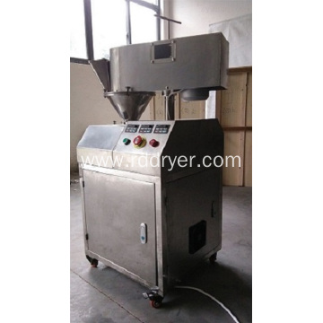 Quartz/coco peat/precipitated silica compaction granulating machine