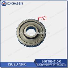 Véritable arbre intermédiaire NHR / NKR 5TH Gear Z = 53 8-97169-510-0