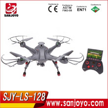 2015 SKY Hunter 2.4G 4CH 6-axis Gyro Real-time Headless RC FPV Quadcopter Drone-SJY-LS-128