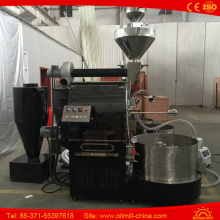 15kg Direct Fire Half Hot Air Coffee Bean Roasting Machine