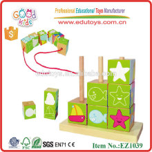 Hot sale Magnetic Pattern Intelligence Blocks Toys