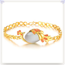 Acessórios de moda Pulseira de cristal jóias de cobre (AB273)