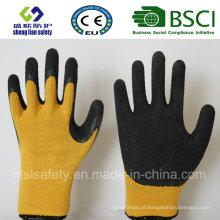 Luvas de látex, luvas de trabalho de segurança (SL-R508)