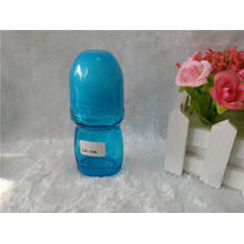 50ml Roll on Glass Perfume Bottle with Color Cap