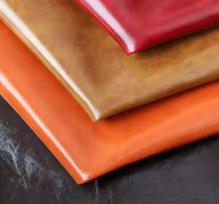 Scratch-resistant wax PVC artificial leather