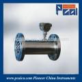 LWQ medidor de flujo de gas natural de turbina de gas