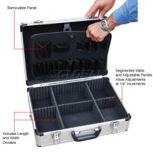 2014 новый алюминиевый корпус инструмента и ящики для инструментов