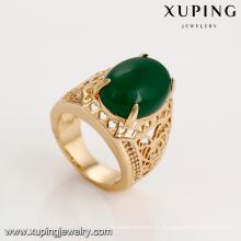 14731 xuping atacado fábrica de guangzhou grande pedra moda projeta venda quente anel de jóias para as mulheres