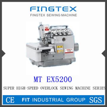 Máquina de costura Overlock de alta velocidade super (EX5200)