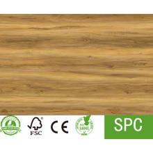 hot sale wood grain spc flooring wholesale