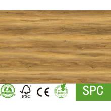 Venta caliente madera grano spc pisos al por mayor