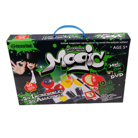 Magic Gift Set With Ten Tricks Fifty Games
