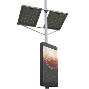 P4.81 Light Pole LED Display