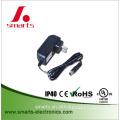 UL CE ROHS listed UK/EU/US standard wall-mount type 12v 2A power adapter