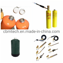 1L DOT Approval Empty Disposable Gas Cylinders for Mapp Propane