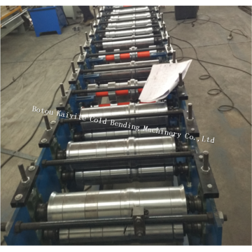 Usado Water Gutter Roll Forming Manufacturing Machine Price
