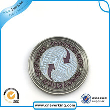 Нестандартная Конструкция медальон pin металла для сувенира