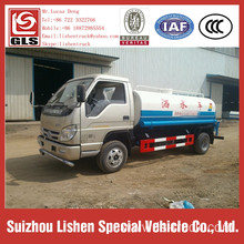 5000 Liter Water Tank Forland Truck For Sale 4*2