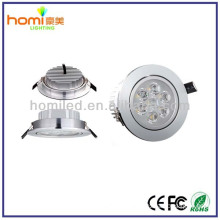 7W waterproof ceiling light housing 2 year warranty